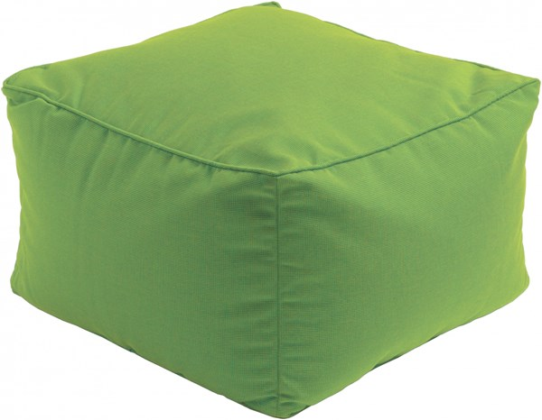 Piper Contemporary Forest Acrylic Fabric Pouf PIPF003-222214