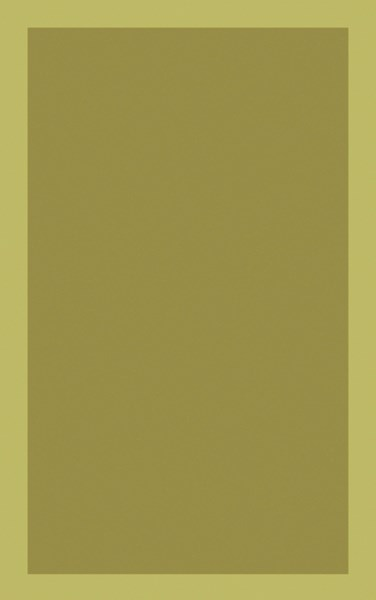 Perry Contemporary Lime Wool Tone On Tone Area Rug (L 96 X W 60) PRY9003-58