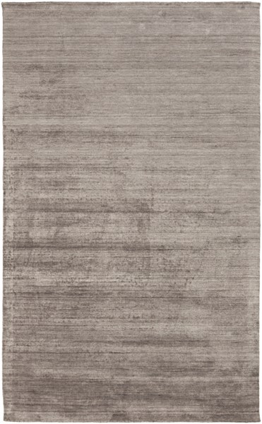 Pure Light Gray Bamboo Cotton Area Rug - 60 x 96 PUR3004-58