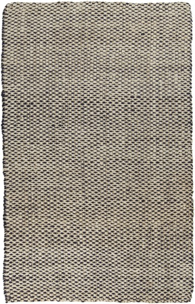 Reeds Navy Ivory Olive Jute Area Rug (L 96 X W 60) REED825-58