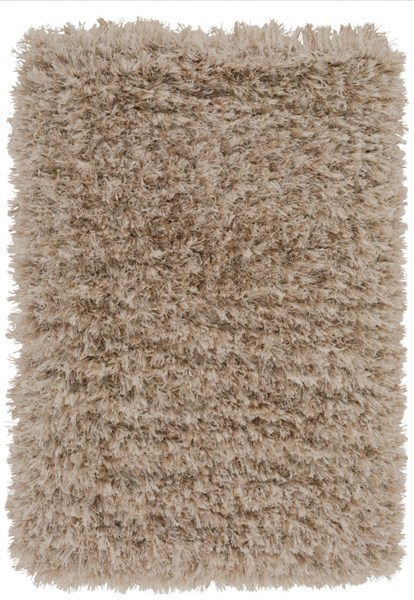 Rhapsody Contemporary Beige Gold Ivory Polyester Fabric Area Rugs 659-VAR1