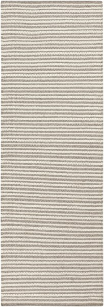 Ravena Ivory Taupe Wool Hand Woven Runners 576-VAR1