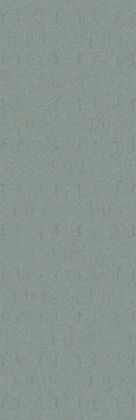 Seabrook Contemporary Moss Olive Ivory Fabric Runner (L 96 X W 30) SBK9017-268