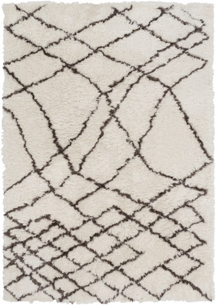 Scout Light Gray Taupe Polyester Area Rug (L 90 X W 60) SCO3003-576