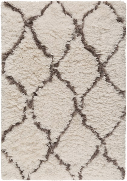 Scout Light Gray Olive Polyester Area Rug (L 36 X W 24) SCO3006-23