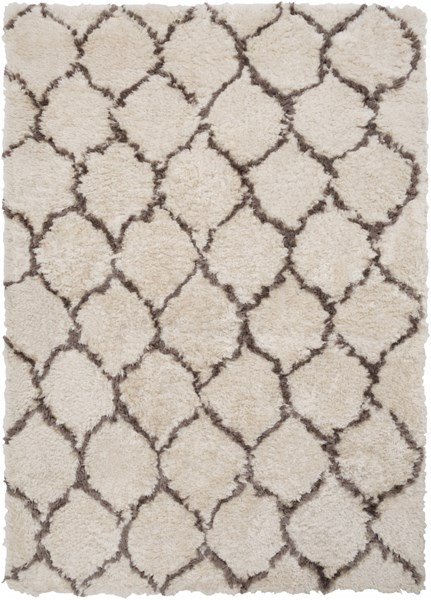 Scout Light Gray Olive Polyester Area Rug (L 90 X W 60) SCO3006-576