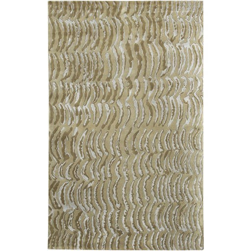 Shibui Standard Gray Wool Rectangular Area Rug SH7416-VAR