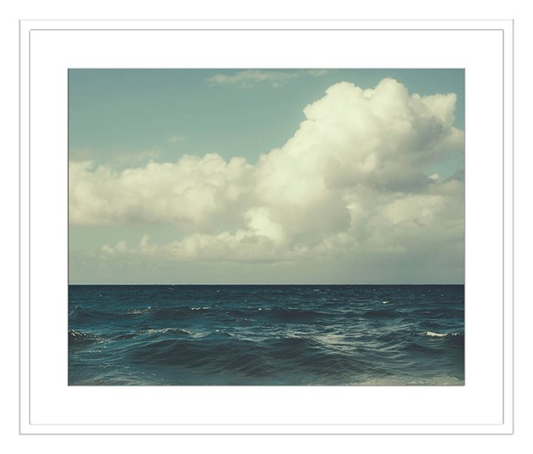 Surya Eternal Paper The Deep End of the Sea Wall Art - 30x40 SI107A001-3040