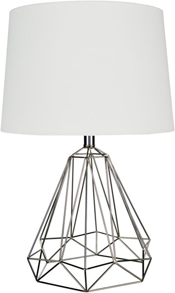 Surya Steele Metal Table Lamps - 15x24 SLE-00-LAMP-VAR