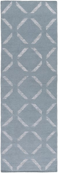 Stallman Contemporary Slate Light Gray Fabric Runners 13160-VAR1