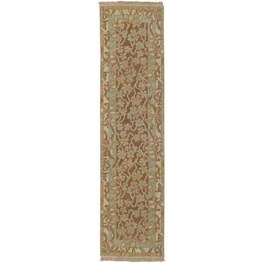 Sonoma Flat Pile L 120 X W 30 Runner Wool Rug SNM-8983 SNM8983-2610