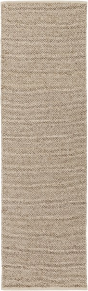 Toccoa Contemporary Ivory Fabric Runners 835-VAR1