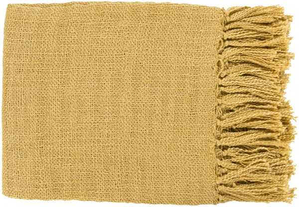 Tilda Traditional Gold Acrylic Rectangle Throws TID007-5951