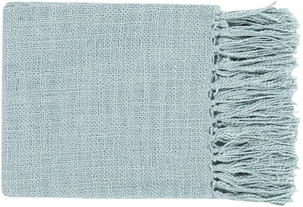 Tilda Traditional Mint Acrylic Rectangle Throws TID010-5951