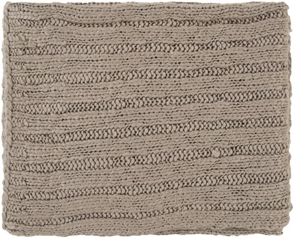 Timothy Traditional Olive Acrylic Throws TMT8302-5060