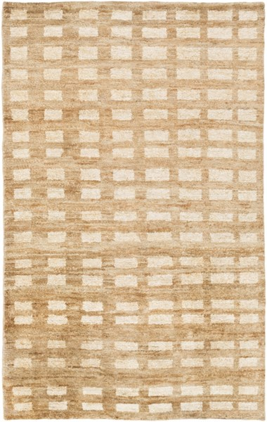 Tangier Beige Gold Jute Area Rug - 72 x 108 TNG3001-69
