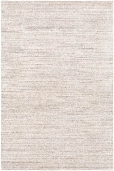 Surya Torino White Gray Wool Cotton Area Rug - 72x48 TRN2301-46