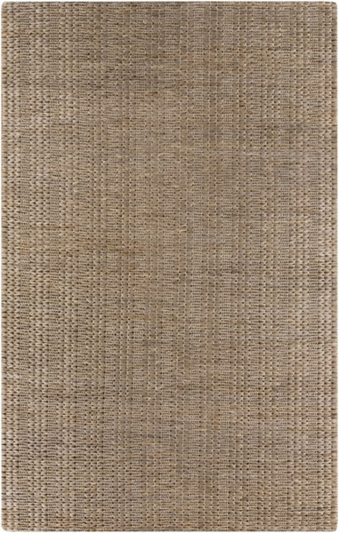 Tropics Contemporary Olive Fabric Hand Woven Area Rugs 1987-VAR1