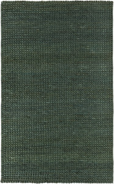 Tropics Contemporary Moss Fabric Hand Woven Area Rug TRO1034-58