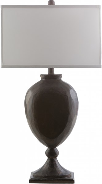 Trotter Fuel Resin Rayon Cotton Table Lamp - 16x31 TTT621-TBL