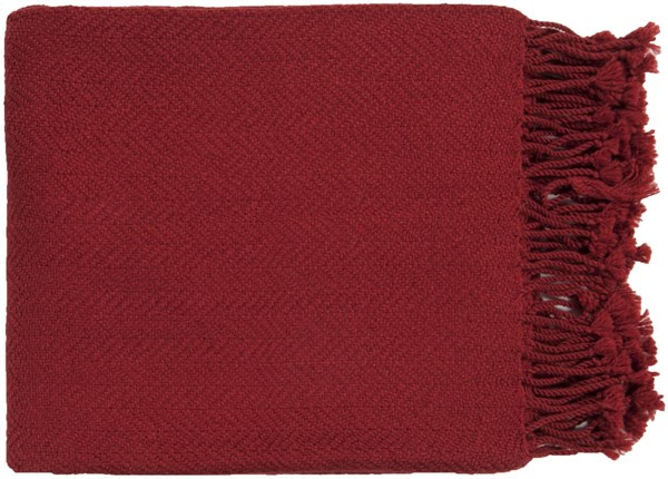 Turner Traditional Cherry Acrylic Throws TUR8405-5060