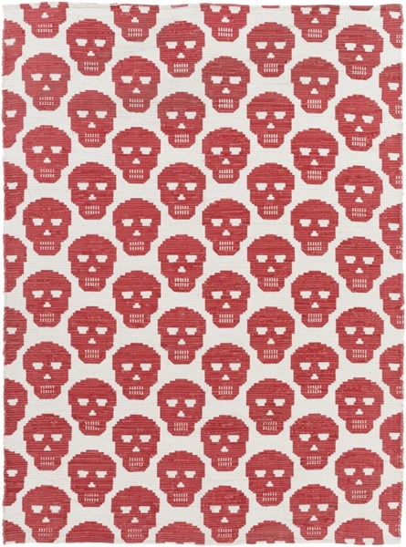 Wicked Hot Pink Ivory Cotton Area Rug - 60 x 90 WCK2000-576
