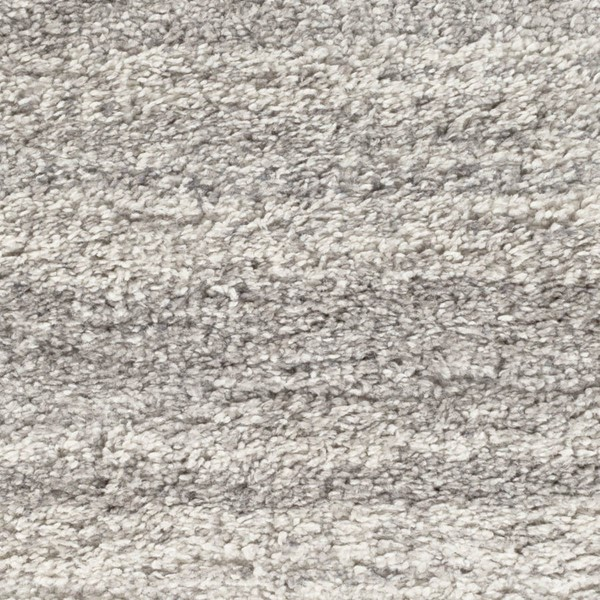 Surya Wilder White Taupe Polypropylene Sample Area Rug - 18x18 WDR2000-1616