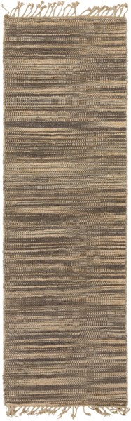 Woodstock Contemporary Beige Olive Fabric Runners 827-VAR1