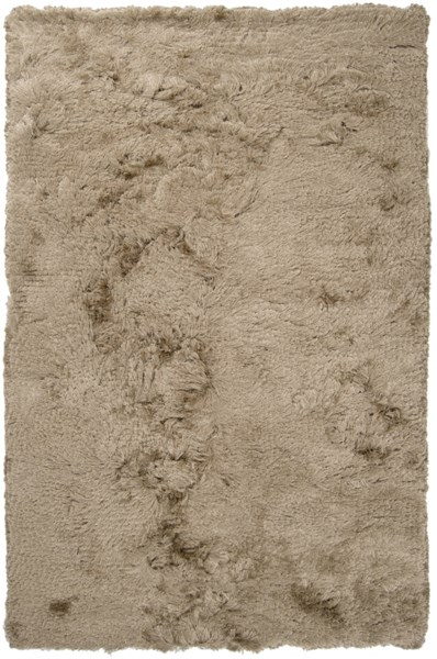 Whisper Contemporary Gray Polyester Hand Woven Area Rug WHI1000-58