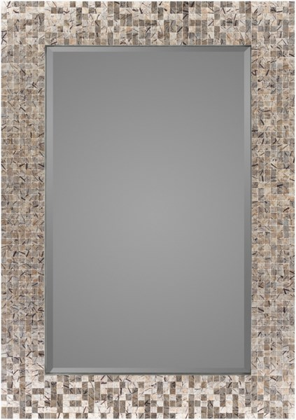Whitaker Copper MDF Wall Mirror - 28x40 WTK-7200