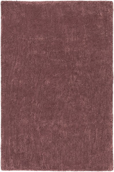 Wave Contemporary Eggplant Moss Acrylic Wool Rugs WAVE-DCR-BNDL