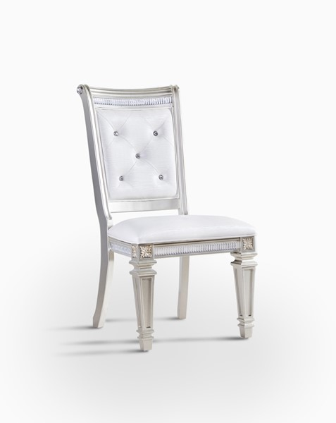 2 South Sea Tiffany Pearl Dining Side Chairs SSEA-1600-20