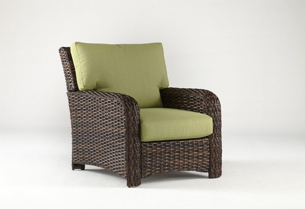 South Sea Saint Tropez Green Chair SSEA-79301-TOB-D33008-2