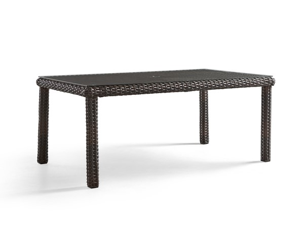 South Sea Saint Tropez Rectangular Dining Table SSEA-79319-TOB