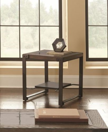 Steve Silver Oasis Bluestone Insert End Table SSF-AS300E