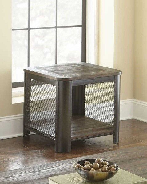 Steve Silver Barrow End Table SSF-BW200E