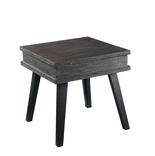 Steve Silver Bakersfield Dark Oak End Table SSF-FB100E