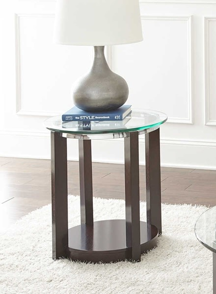 Steve Silver Cerchio End Table SSF-CC1000E