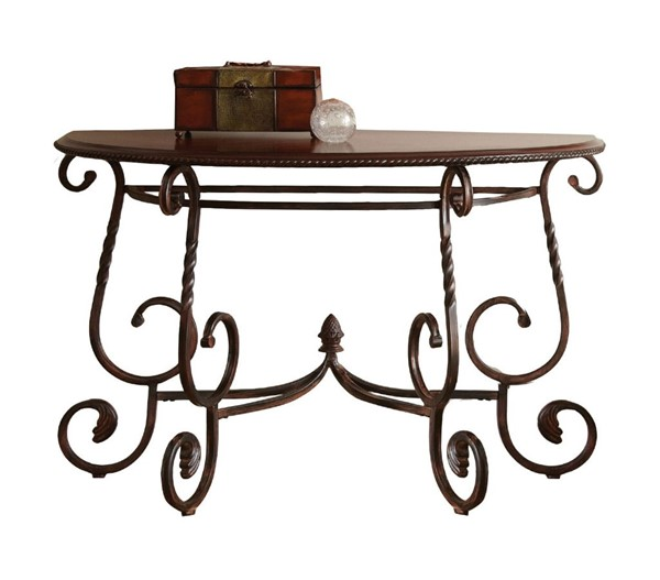 Steve Silver Crowley Sofa Table SSF-CR150S