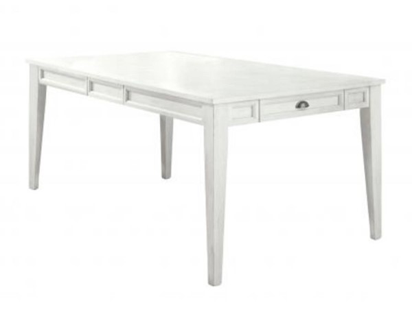 Steve Silver Cayla Antique White Dining Table SSF-CY400TW