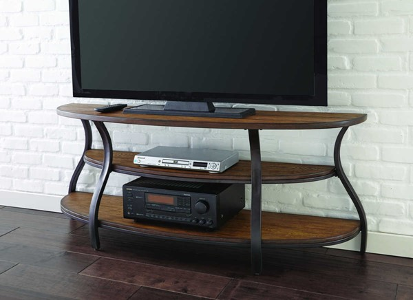 Steve Silver Denise Oak TV Stand SSF-DN500TV