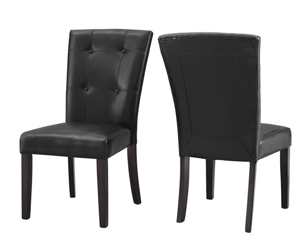 2 Steve Silver Francis Dark Cherry Side Chairs SSF-FC550S