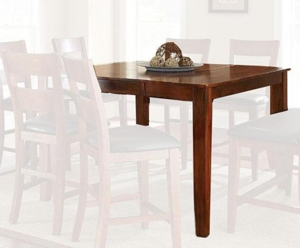 Steve Silver Mango Brown Cherry Counter Height Table SSF-GO900PTK