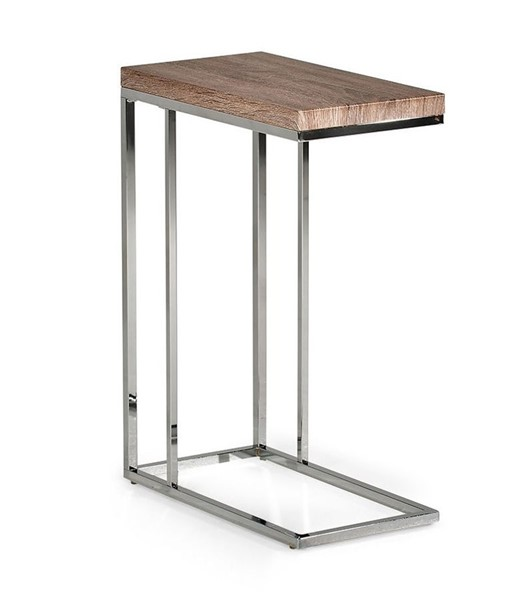 Steve Silver Lucia Brown Chairside End Table SSF-LU250CE