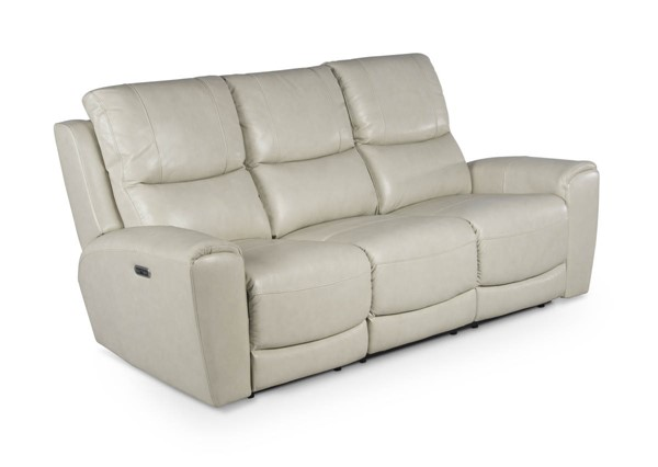 Steve Silver Laurel Ivory Power Reclining Sofa SSF-LL950SI