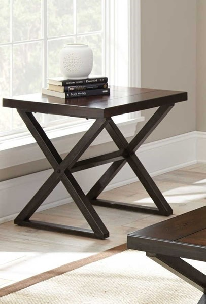 Steve Silver Omaha End Table SSF-MH300E