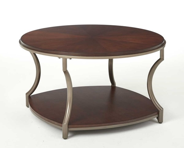 Steve Silver Maryland Round Cocktail Table SSF-ML200C