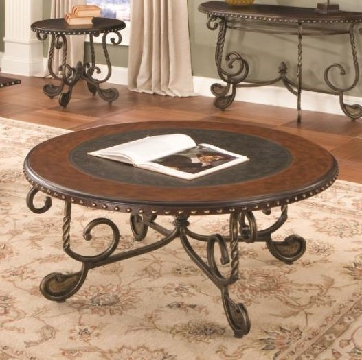 Outstanding Steve Silver Rosemont 3Pc Coffee Table Set With Chairside Table Caraccident5 Cool Chair Designs And Ideas Caraccident5Info