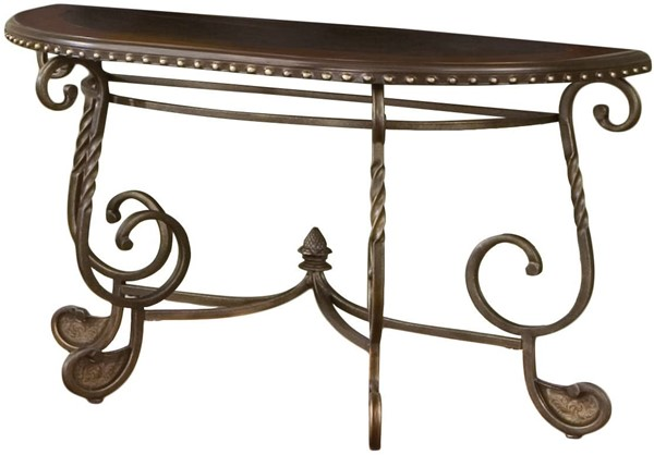 Steve Silver Rosemont Cherry Sofa Table SSF-RM200S