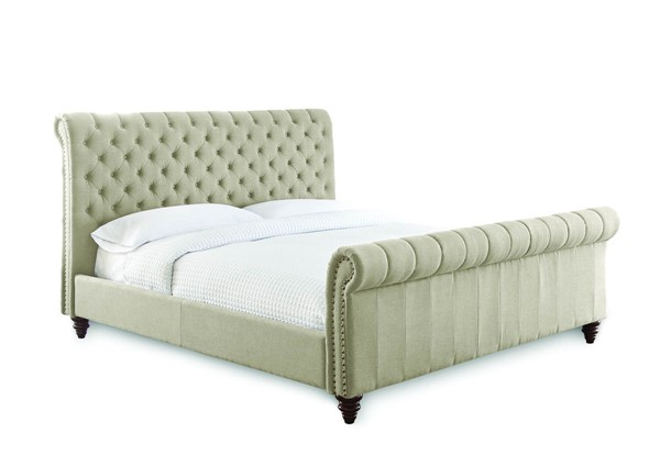 Steve Silver Swanson Sand Queen Sleigh Bed SSF-SS100QBEDS